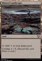 Commander 2015: Blasted Landscape