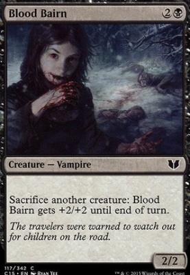 Commander 2015: Blood Bairn