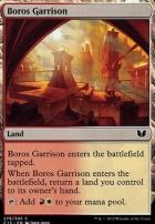 Commander 2015: Boros Garrison