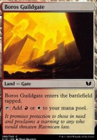 Commander 2015: Boros Guildgate