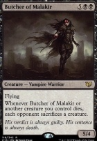 Commander 2015: Butcher of Malakir