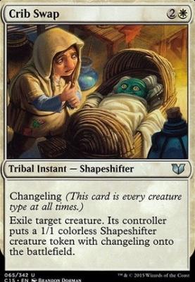 Commander 2015: Crib Swap