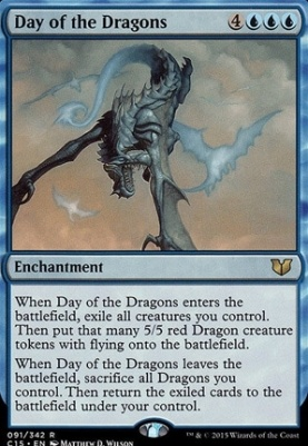 Commander 2015: Day of the Dragons