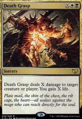 Commander 2015: Death Grasp