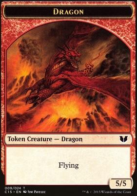 Commander 2015: Dragon Token
