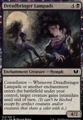 Commander 2015: Dreadbringer Lampads