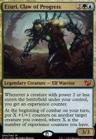 Commander 2015: Ezuri, Claw of Progress