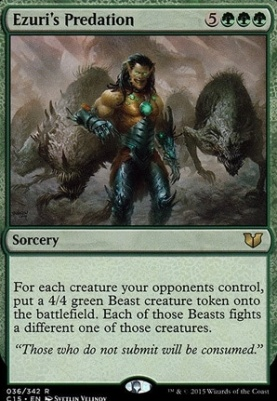 Commander 2015: Ezuri's Predation