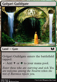 Commander 2015: Golgari Guildgate