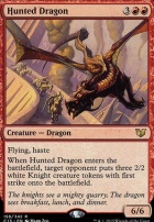 Commander 2015: Hunted Dragon