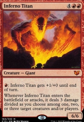 Commander 2015: Inferno Titan
