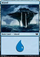 Commander 2015: Island (329 C)