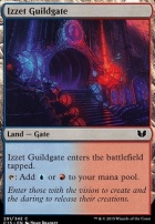 Commander 2015: Izzet Guildgate