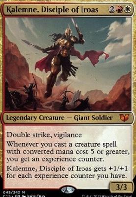 Commander 2015: Kalemne, Disciple of Iroas