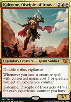Commander 2015: Kalemne, Disciple of Iroas (Oversized Foil)