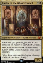 Commander 2015: Karlov of the Ghost Council
