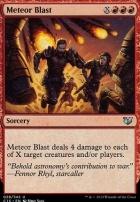 Commander 2015: Meteor Blast