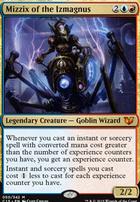 Commander 2015: Mizzix of the Izmagnus (Oversized Foil)