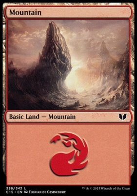 Commander 2015: Mountain (336 B)
