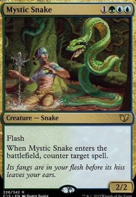 Commander 2015: Mystic Snake