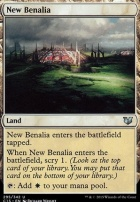 Commander 2015: New Benalia