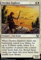 Commander 2015: Oreskos Explorer