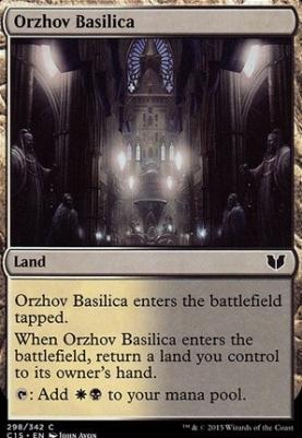 Commander 2015: Orzhov Basilica