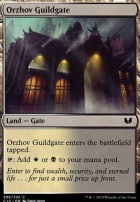 Commander 2015: Orzhov Guildgate