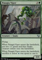 Commander 2015: Patagia Viper