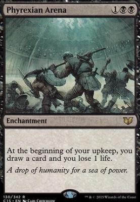 Commander 2015: Phyrexian Arena