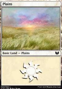 Commander 2015: Plains (324 B)