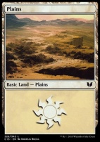 Commander 2015: Plains (326 D)