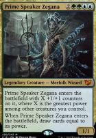 Commander 2015: Prime Speaker Zegana