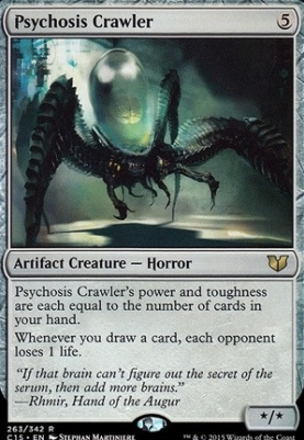 Commander 2015: Psychosis Crawler