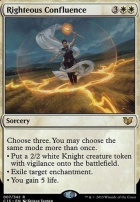 Commander 2015: Righteous Confluence