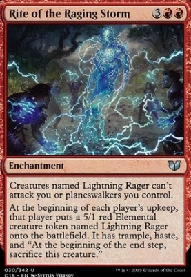 Commander 2015: Rite of the Raging Storm