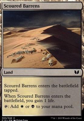 Commander 2015: Scoured Barrens