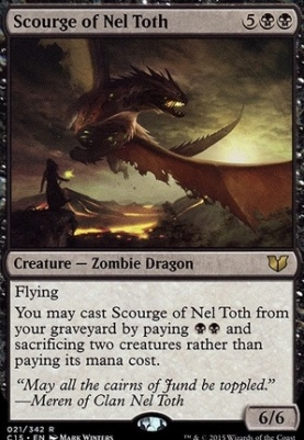 Commander 2015: Scourge of Nel Toth