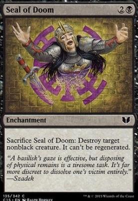 Commander 2015: Seal of Doom