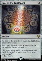 Commander 2015: Seal of the Guildpact