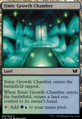 Commander 2015: Simic Growth Chamber