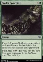 Commander 2015: Spider Spawning
