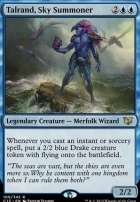 Commander 2015: Talrand, Sky Summoner