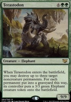 Commander 2015: Terastodon