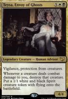 Commander 2015: Teysa, Envoy of Ghosts