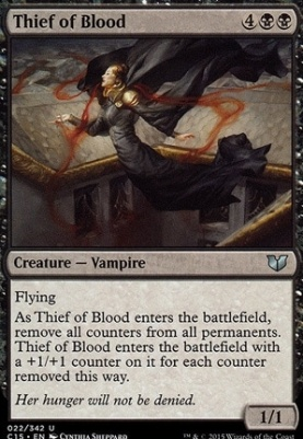 Commander 2015: Thief of Blood