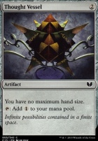 Commander 2015: Thought Vessel