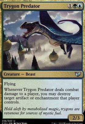 Commander 2015: Trygon Predator