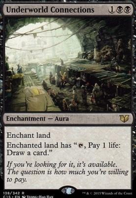 Commander 2015: Underworld Connections