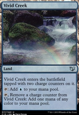 Commander 2015: Vivid Creek